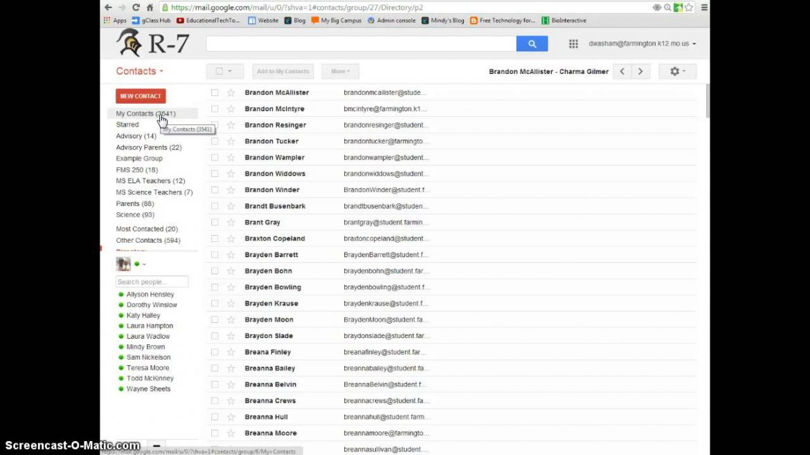 How to Create a Group Email in Gmail
