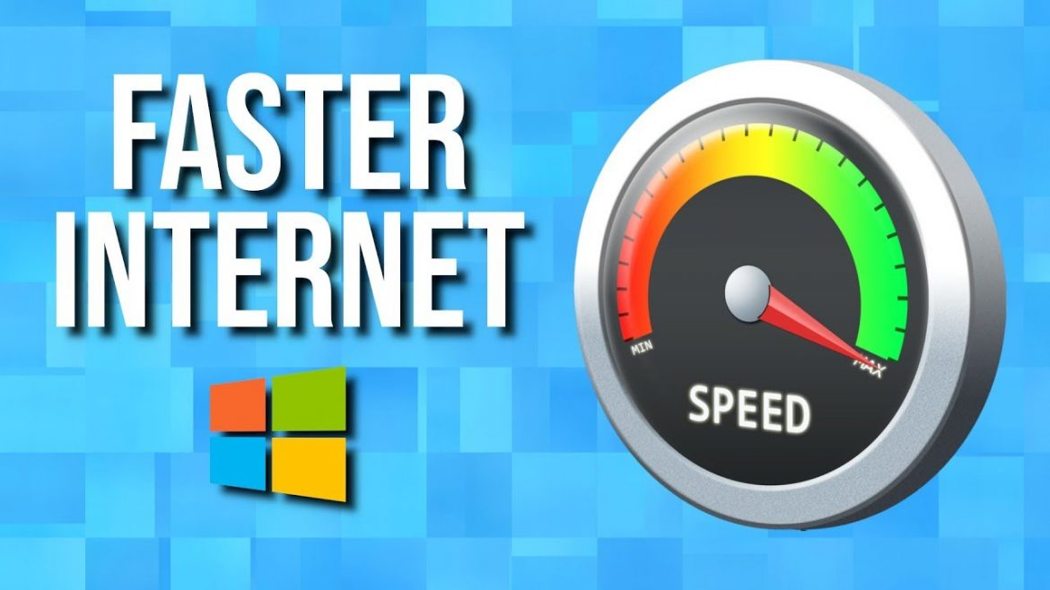 How to Speed Up Your Internet With 3 Windows Tweaks