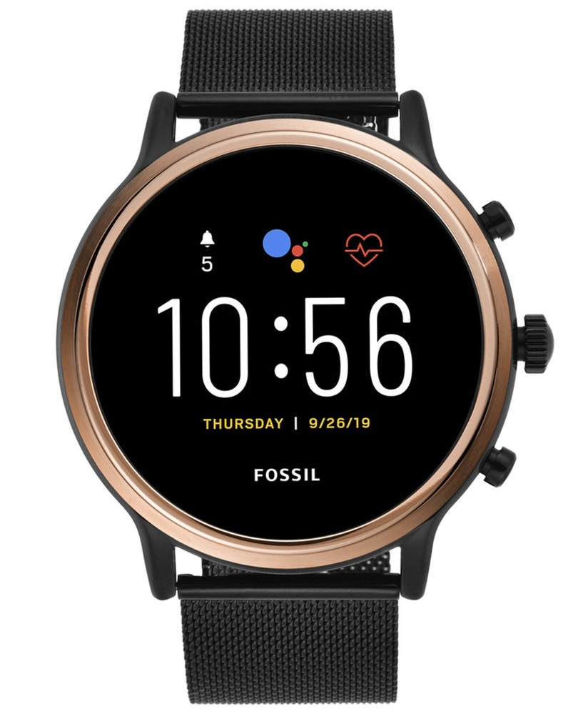 Fossil's Most recent Smartwatches Will not Get the Wear operating system 3 Update Until 2022