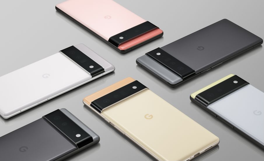 The Google Pixel Overlap Could Be Saw at the Pixel 6 Dispatch Occasion