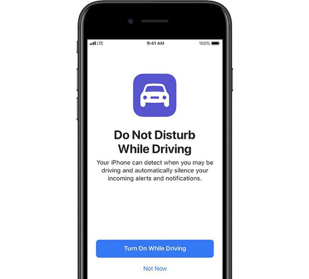 The most effective method to Set Up Don't Upset While Driving on an iPhone
